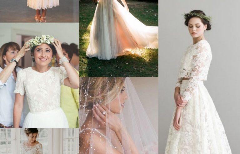 klänning till bröllop 2018